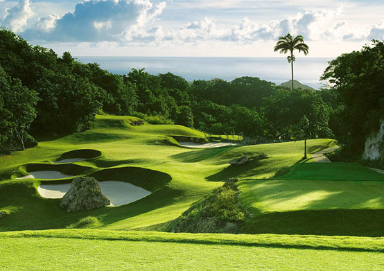 Apes Hill Golf at Course Christ Church, Barbados