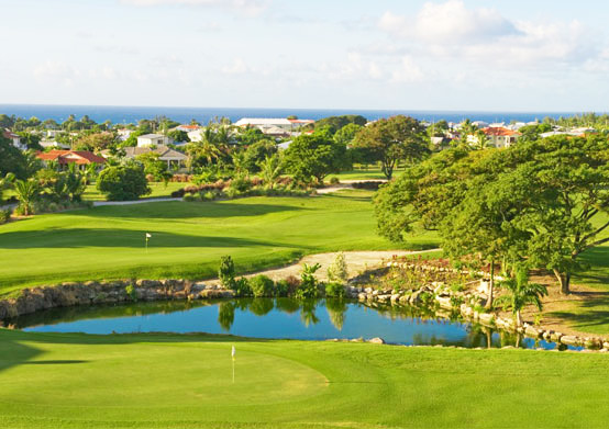 Barbados Golf Club at Christ Church, Barbados