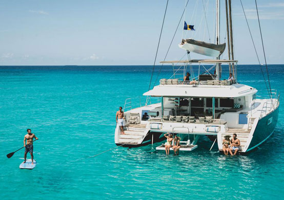 Enjoy Catamaran Cruises in Christ Church, Barbados