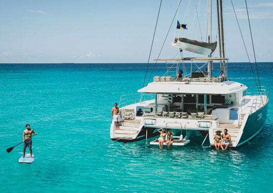 Enjoy Catamaran Cruises in Christ Church, Barbados