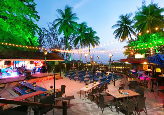 Harbour Lights Dinner Show at South Beach Hotel Christ Church, Barbados