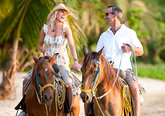 Horse Back Riding at South Beach Hotel Christ Church, Barbados