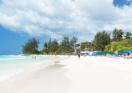 Rockley Beach at South Beach Hotel Christ Church, Barbados