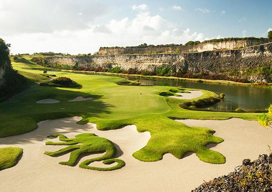 Sandy Lane Golf Course at Christ Church, Barbados