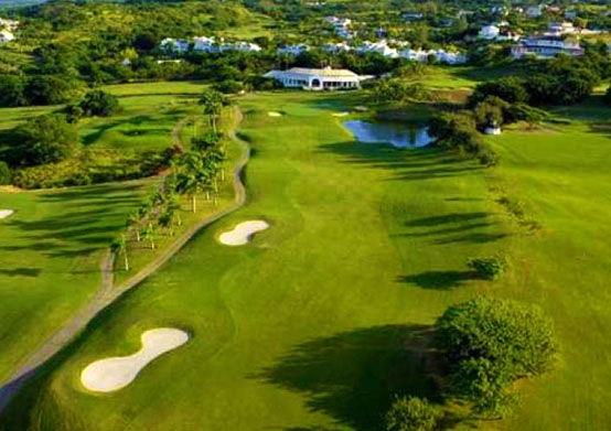 Royal Westmorland Golf Course at Christ Church, Barbados