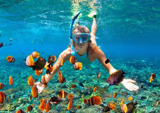Scuba Diving at South Beach Hotel Christ Church, Barbados