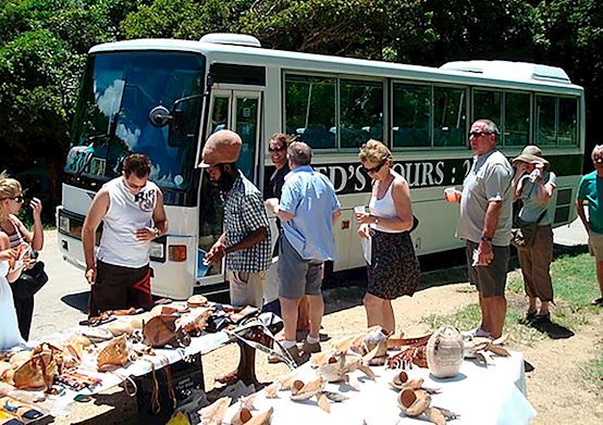 Ted's Tours in Christ Church, Barbados