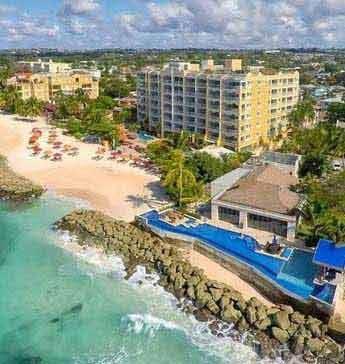 O2 Beach Club and Spa Event Venues In Christ Church, Barbados