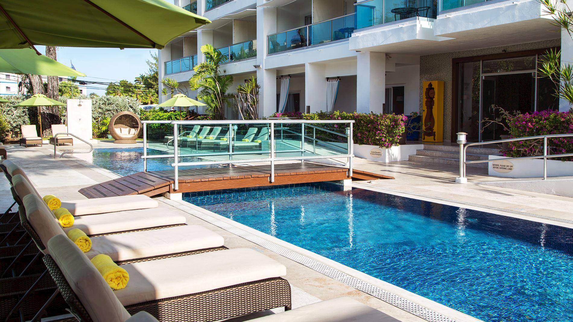 South Beach Hotel,Christ Church,Barbados