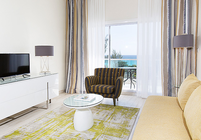 One Bedroom Penthouse Suite at South Beach Hotel,Christ Church, Barbados